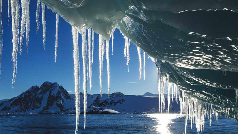 Is Antarctica melting? © Getty Images