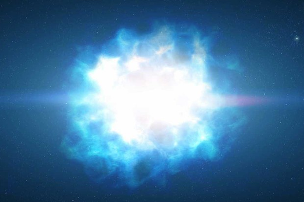 Low-mass supernova sparked creation of our Solar System © Getty Images