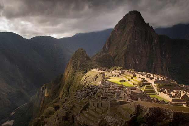 Time Scanners: How was Machu Picchu designed? © Getty Images