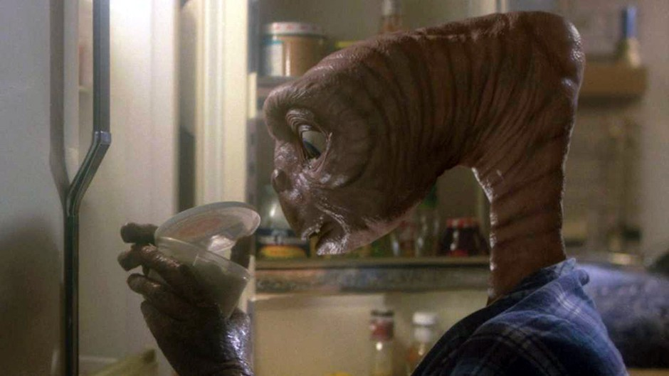 It Came from Beyond the Silver Screen! Aliens in the Movies