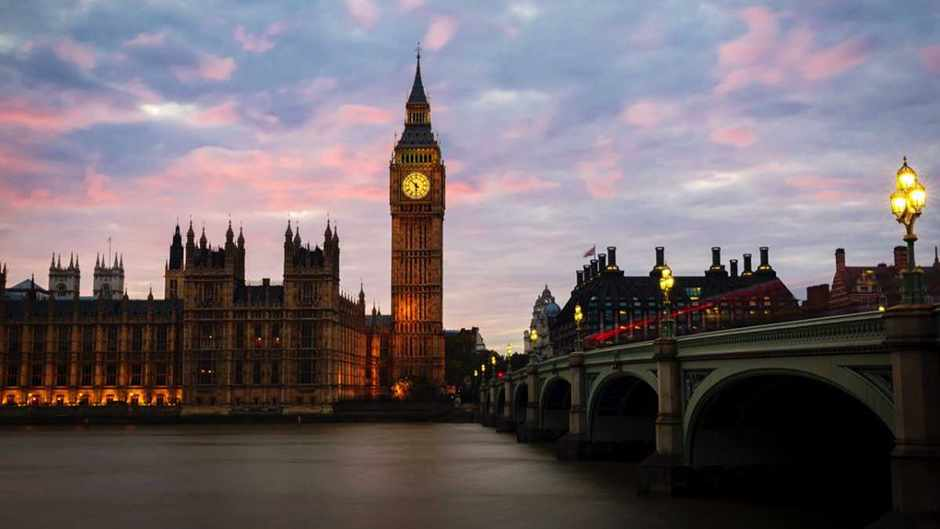 Big Ben's bong mapped for the first time © Getty Images