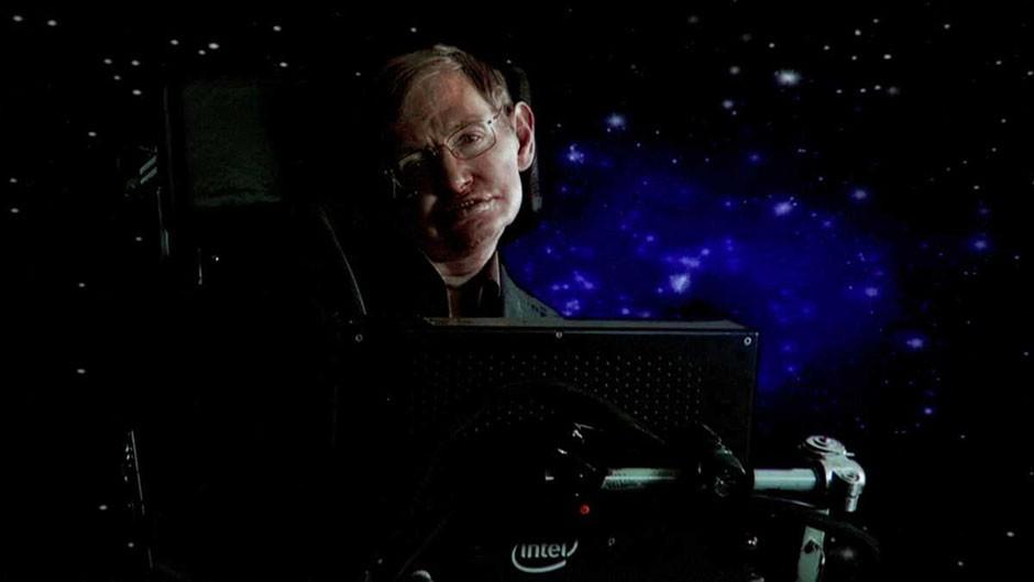 Professor Stephen Hawking © Frederick M. Brown/Getty Images