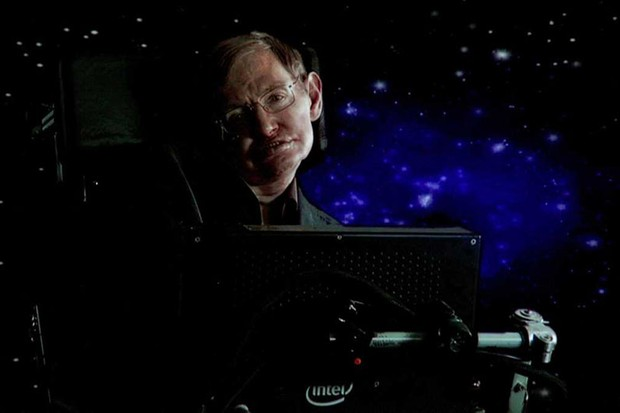 Professor Stephen Hawking © Frederick M. Brown/Getty Images