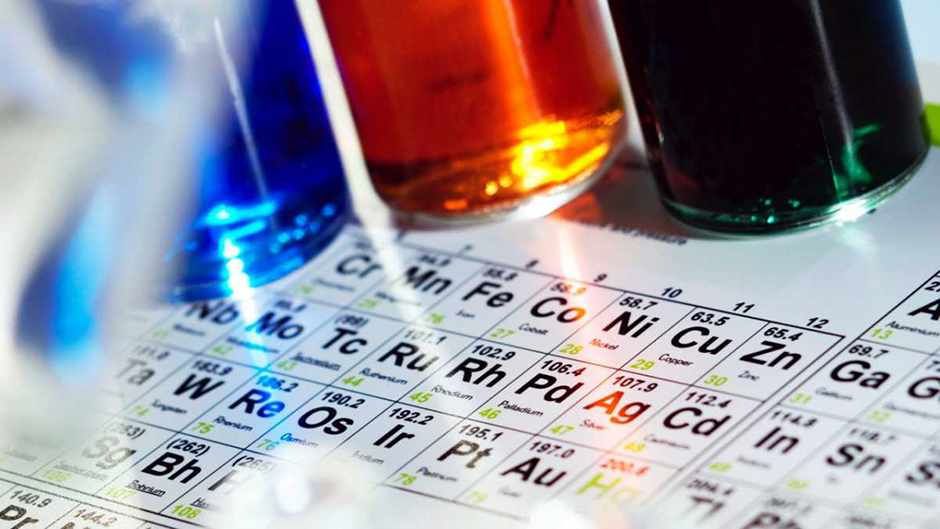It's elemental: how to become a periodic table pub quiz champion © Getty Images
