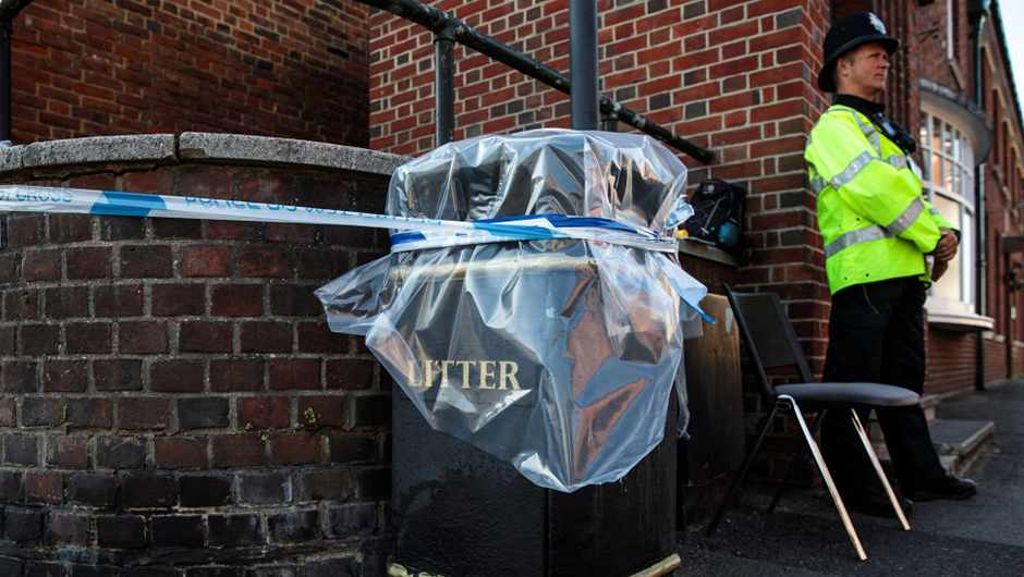 Bioterrorism - the worst-case scenario © Getty Images