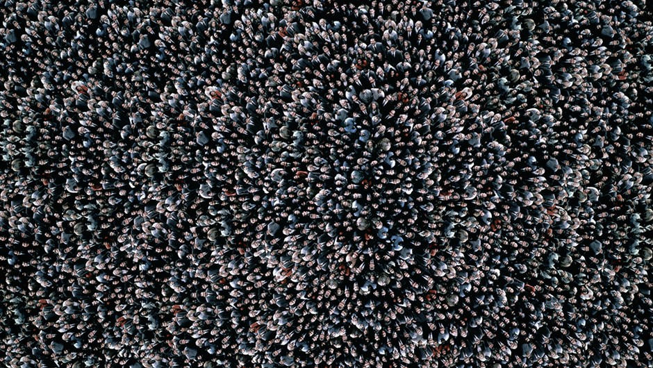 Population overload © Getty Images