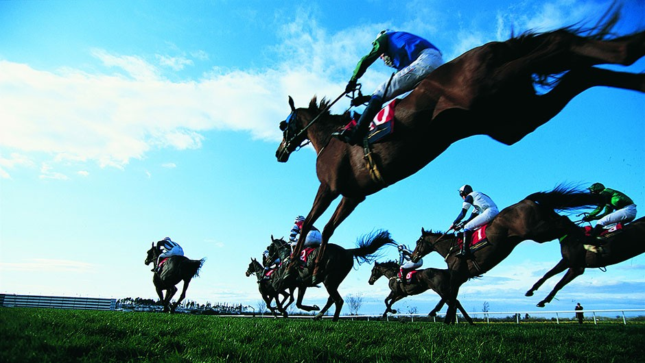 Win at football betting and horse betting © Getty Images