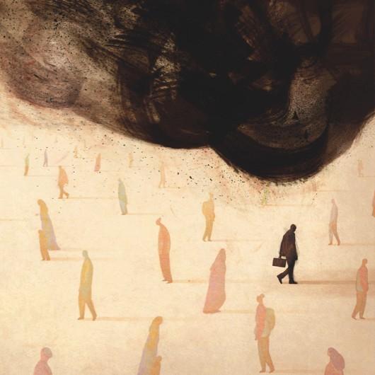 The psychology of suicide © Owen Gent
