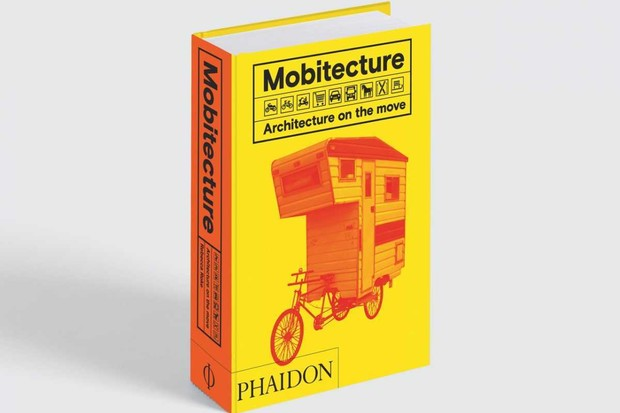 Mobitecture: Architecture on the Move by Rebecca Roke is available now from uk.phaidon.com (£14.95)