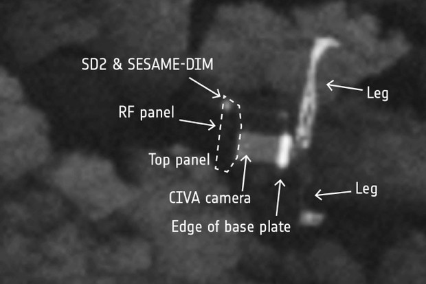 ESA/Rosetta/MPS for OSIRIS Team MPS/UPD/LAM/IAA/SSO/INTA/UPM/DASP/IDA