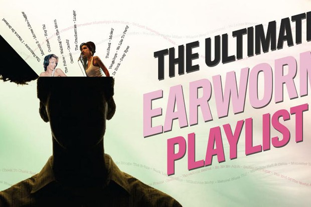 The ultimate earworm playlist!
