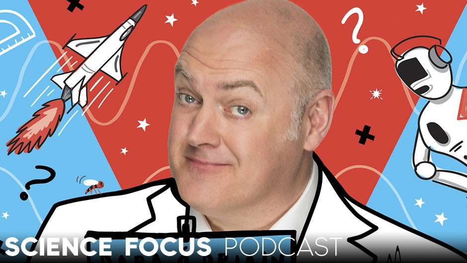 Finding the fun in science - Dara Ó Briain (Secret Science: The Amazing World Beyond Your Eyes)