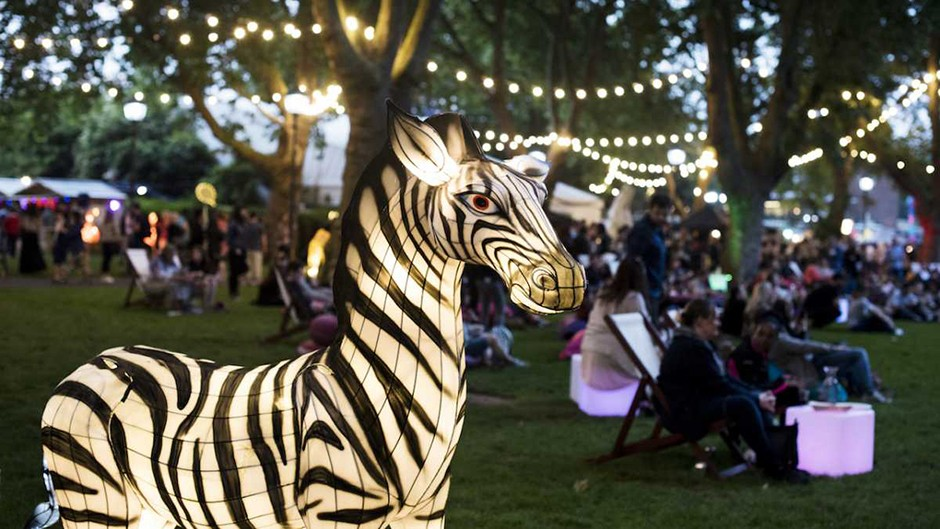 Zoo Nights at London Zoo © ZSL