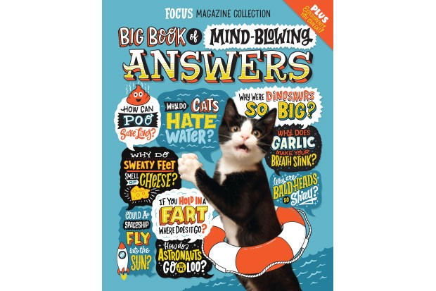 Big Book of Mind-Blowing Answers