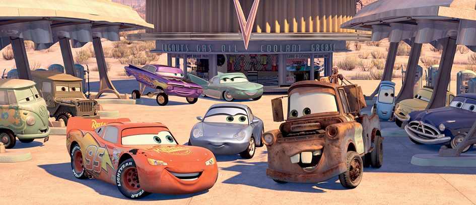 The science of Pixar - 25 years © Pixar