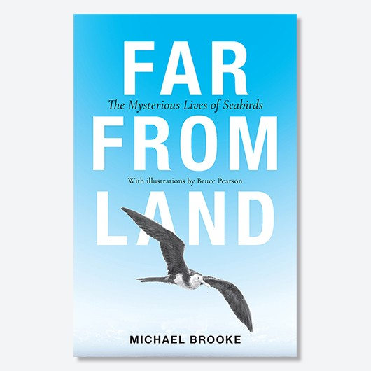 Far from Land – The Mysterious Lives of Seabirds by Michael Brooke is available now (£24, Princeton University Press)