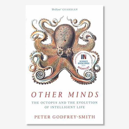 Other Minds by Peter Godfrey-Smith is available now (£20, Harper Collins)
