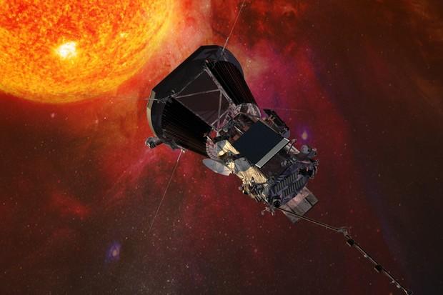 Parker probe © NASA