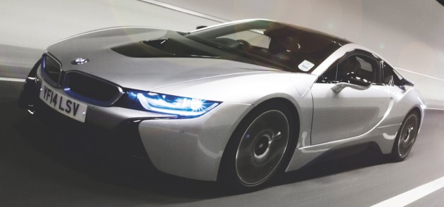 BMW i8, bmw.com, from £104,590 (image: Adam Gasson)