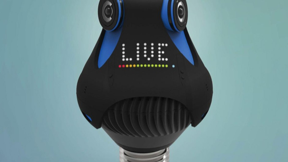 Giroptic 360cam © Giroptic