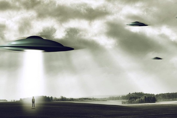 UFO sightings: the science © iStock