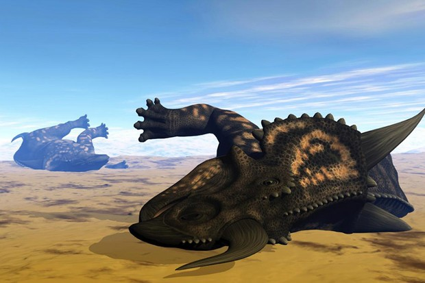 Fate of the dinosaurs sealed even before asteroid impact ©iStock