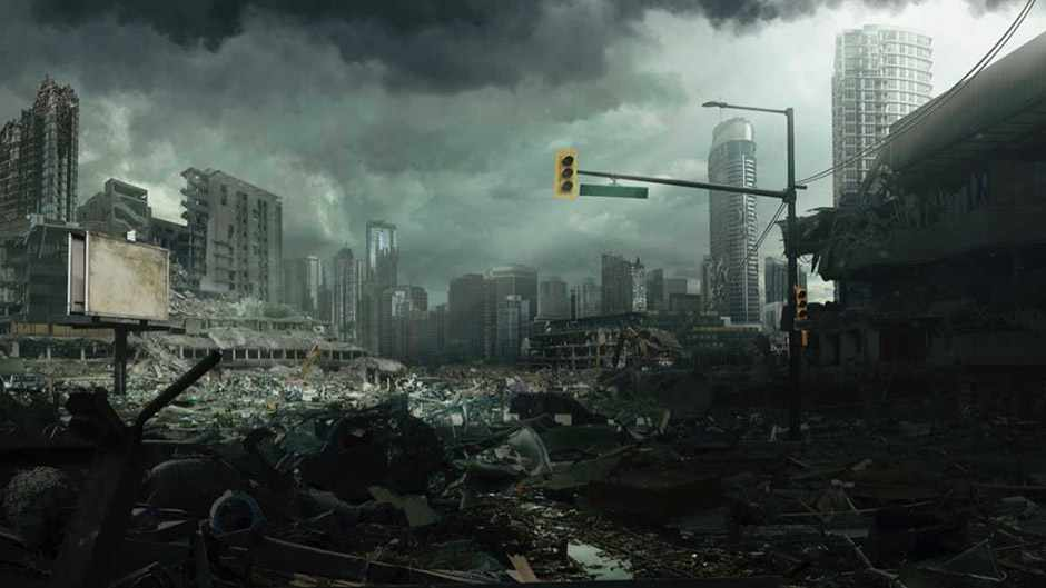 Anthropocene: the mark of mankind © iStock