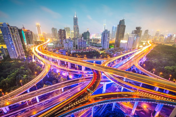 Excavations and earthworks are required to build modern ports, road and rail systems but they're unlikely to survive long-term due to erosion. © iStock