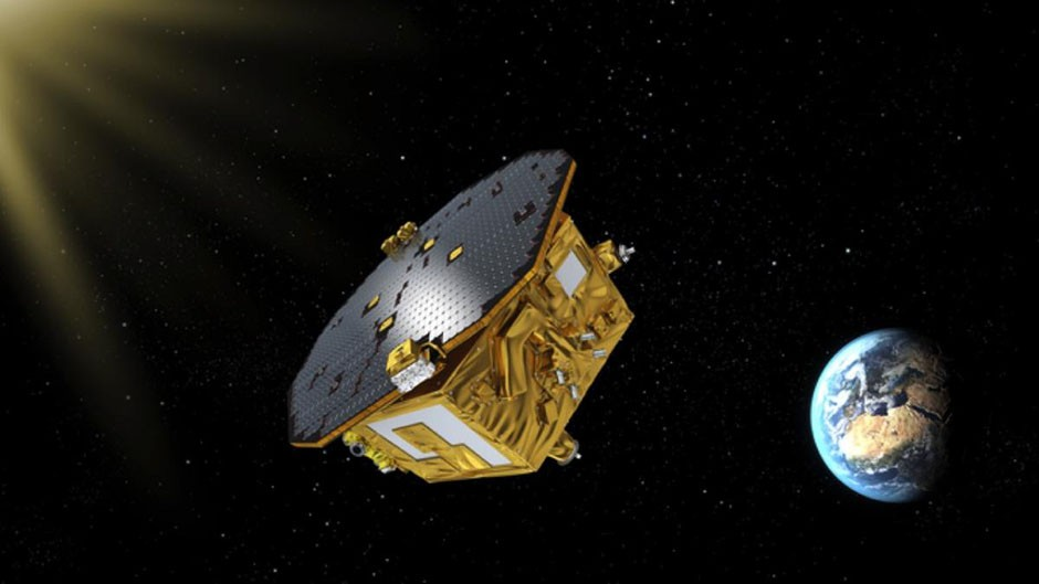 LISA Pathfinder will pave the way for us to 'see' black holes for the first time © ESA