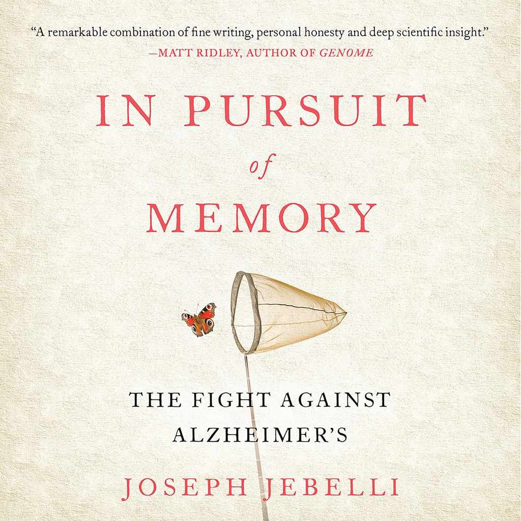 In Pursuit of Memory by Joseph Jebelli is out now (£20, John Murray)