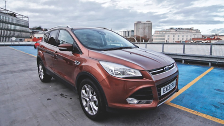 Review: Ford Kuga self-parking car © Getty Images