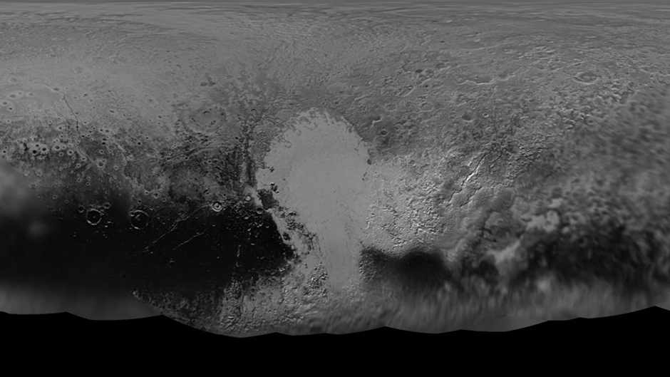 See every New Horizons picture of Pluto in one image © NASA/JHUAPL/SWRI