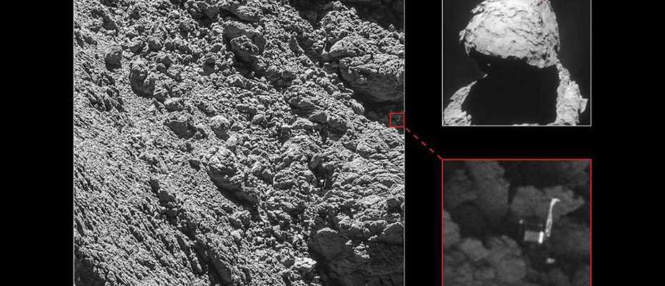 Philae has been found – here's why it's important © ESA