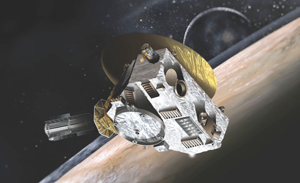 The final frontier: what will we find on Pluto? © NASA