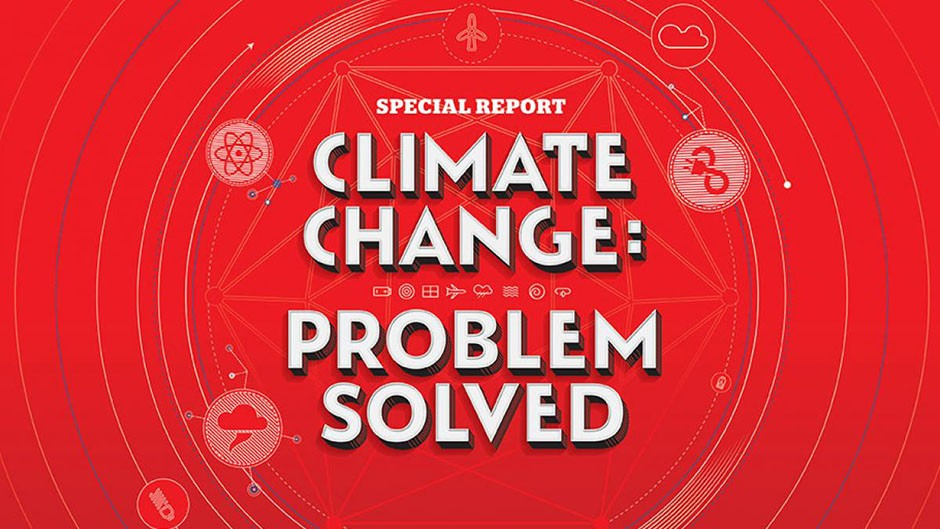 Climate Change: problem solved