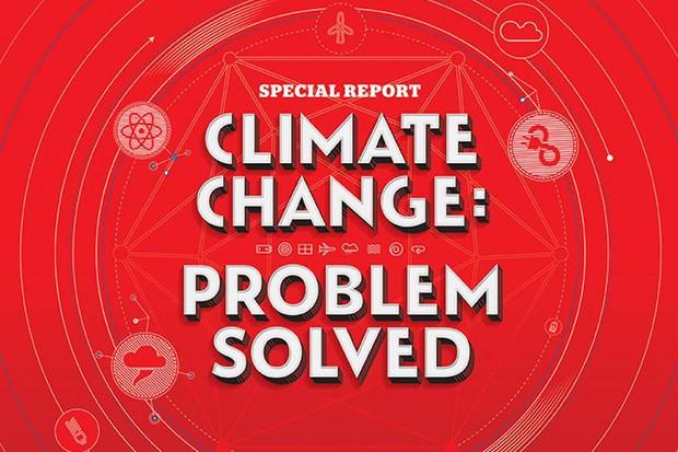Climate Change: problem solved