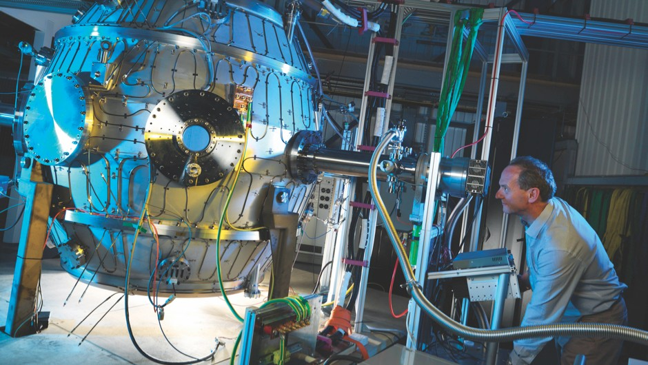 Meet the renegades building a nuclear fusion reactor in your neighbourhood © Tokamak Energy