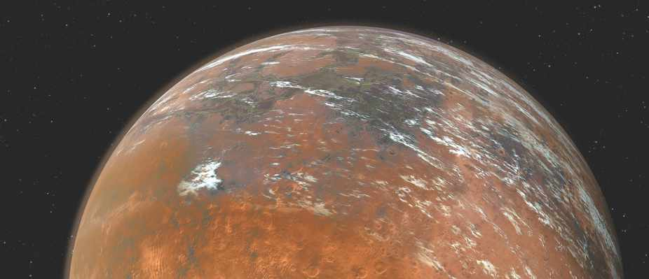 Mars may have enough oxygen to support subterranean life