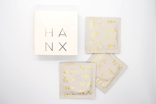 HANX fairtrade condoms