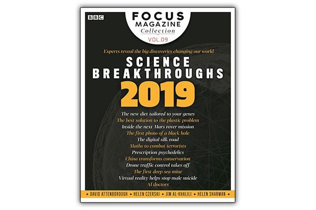 Science breakthroughs 2019