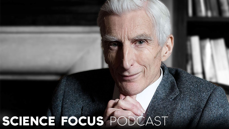 There is no Plan B for planet Earth - Lord Martin Rees © Lucinda Douglas-Menzies/Photo Researchers
