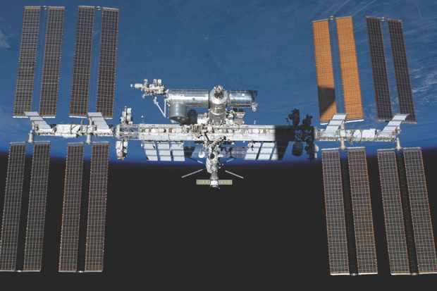 After the International Space Station - what comes next? © NASA