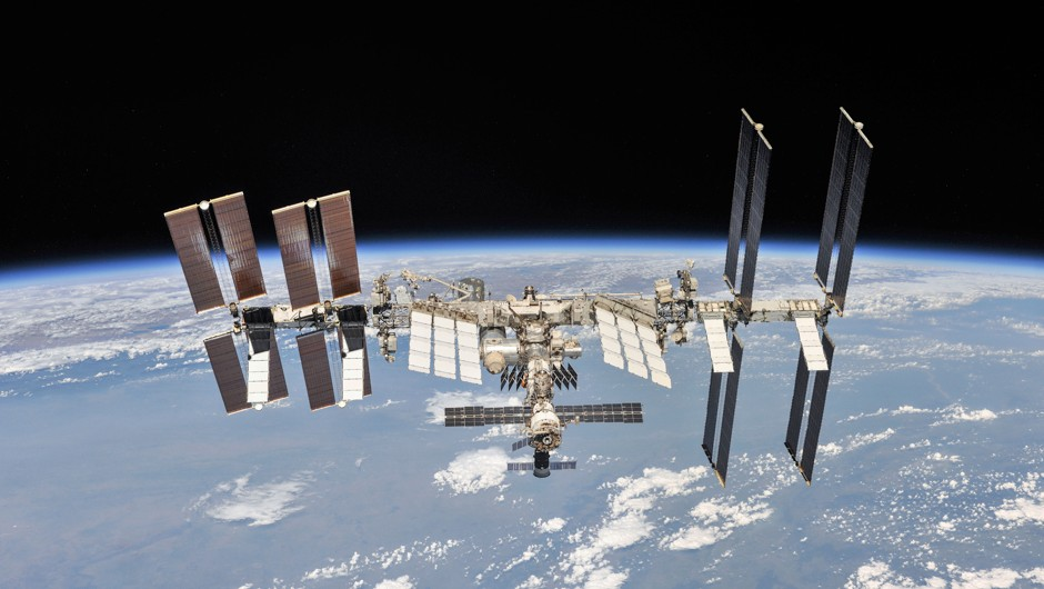 Five things the ISS has done for us © NASA