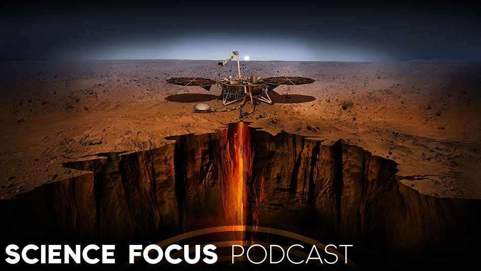 What NASA's InSight will tell us about Mars - Bruce Banerdt © NASA/JPL-Caltech