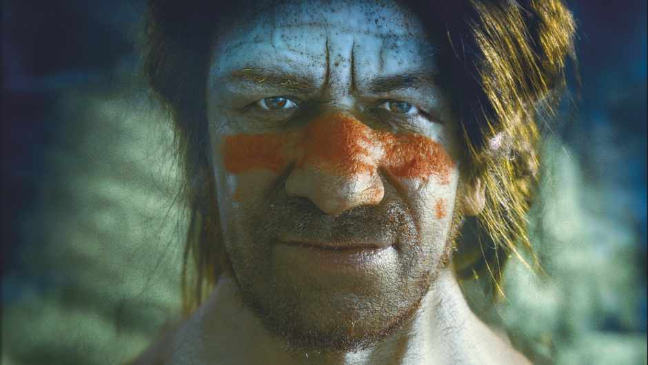 Recreating the Neanderthal mind © Magic Torch