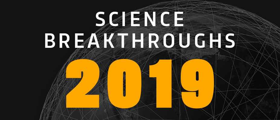 Science breakthroughs 2019 © Getty Images