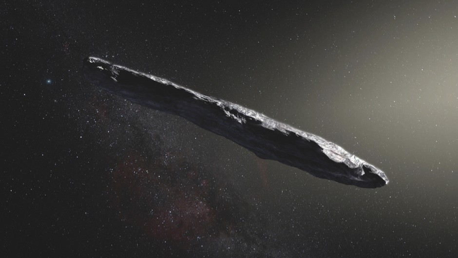 Could 'Oumuamua really be an alien probe?