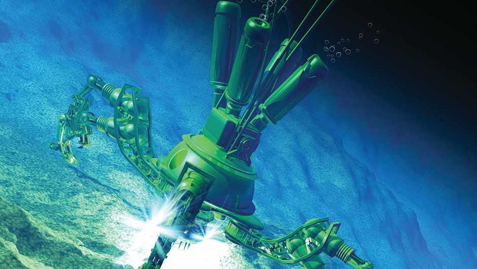 Deep sea mining © Alamy