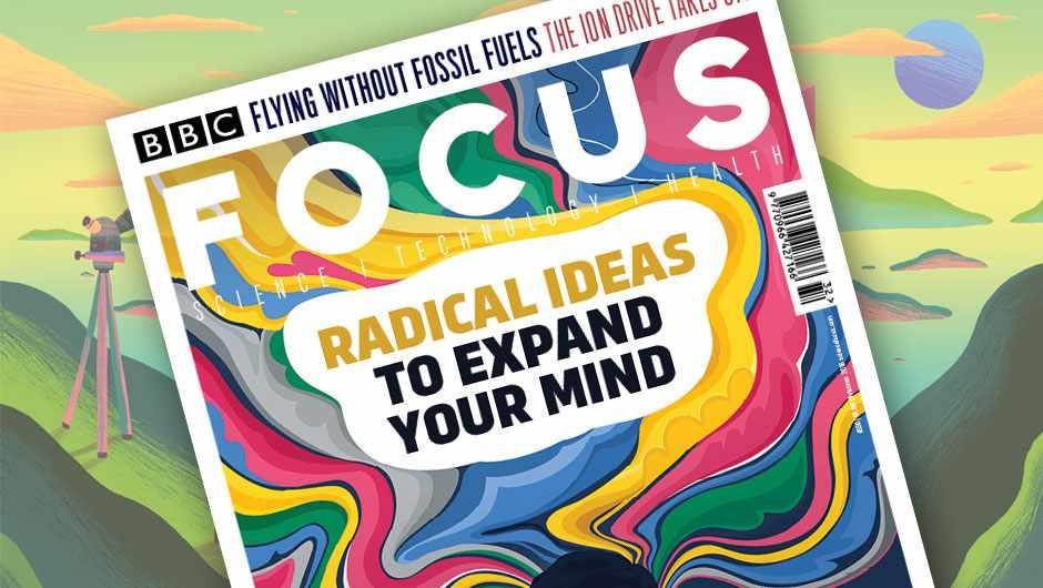 Radical ideas to expand your mind © Sam Falconer