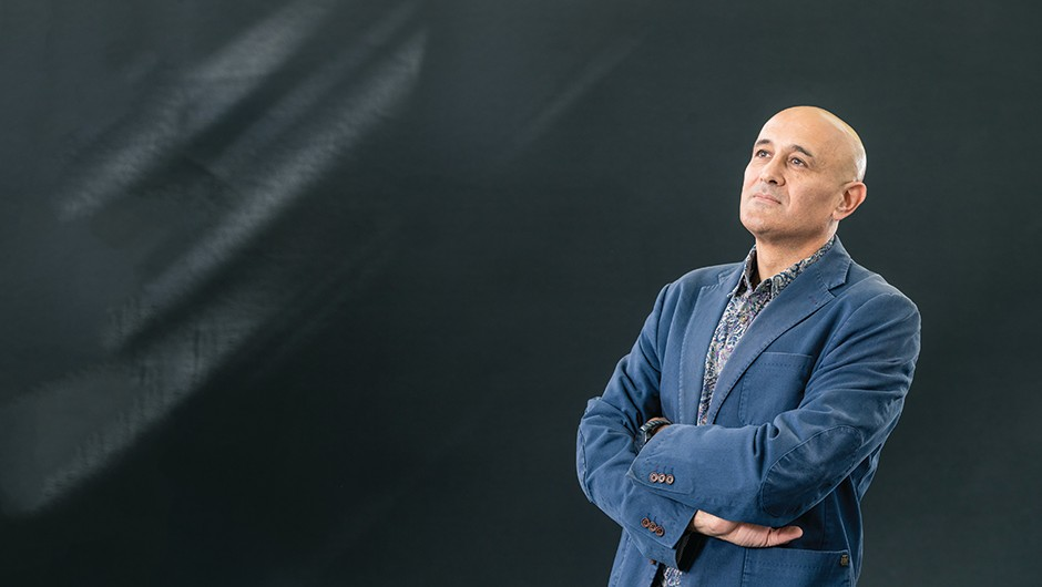 Jim Al-Khalili @ Getty Images
